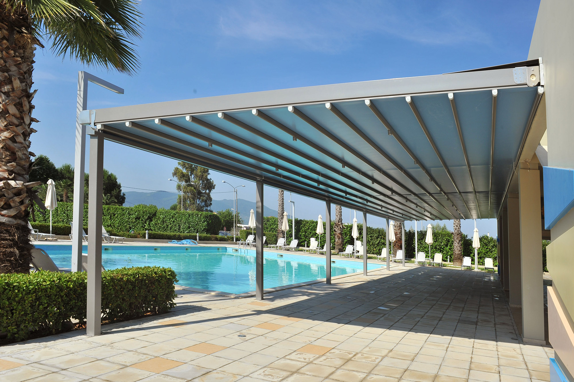 tailor-made shading systems since 1970